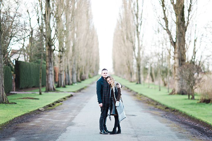 Diary of a Boho Bride: Fay & Graeme (Entry 6) - The Engagement Shoot
