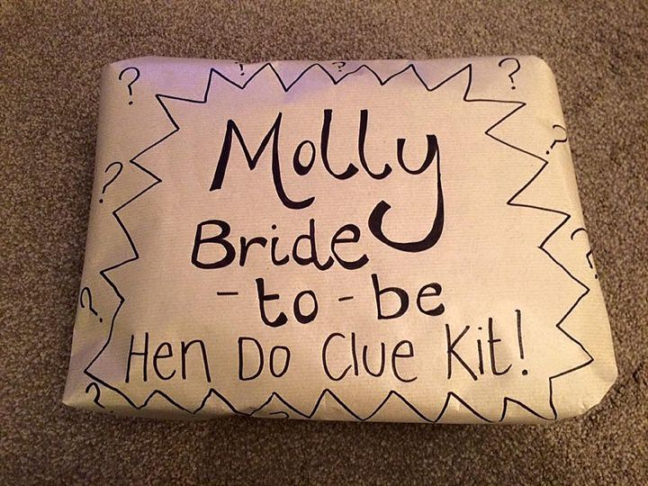 Diary of a Boho Bride: Molly & Scott, Entry 6: The Hen Party