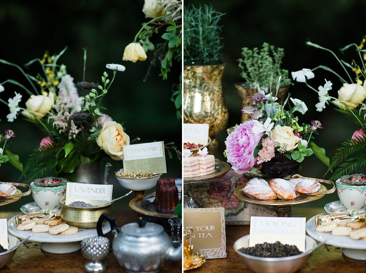 Spring, Modern and Whimsical Wedding Inspiration
