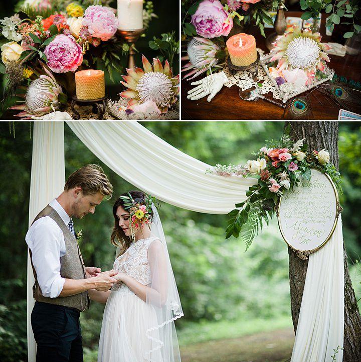 Spring Wedding Inspiration
