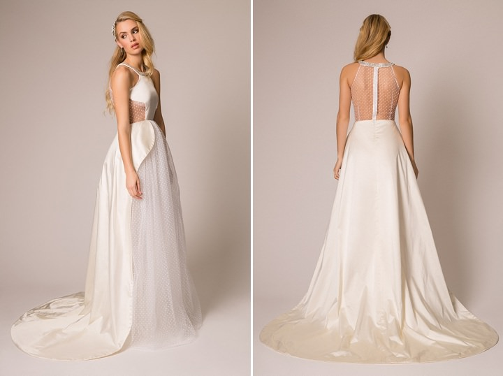 Bridal Style Nina Rose Elegant Contemporary Dresses With The