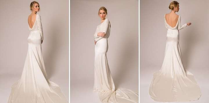 Bridal Style: Nina Rose - Reductivism and Minimalism 2016 Bridal Collection