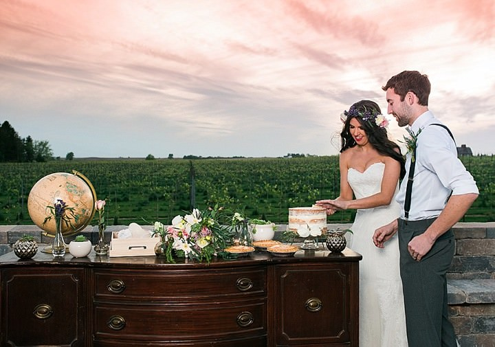 Hand Made, Travel and Romantic Wedding Inspiration
