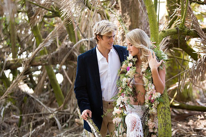 Beautiful Bohemian Wedding Inspiration