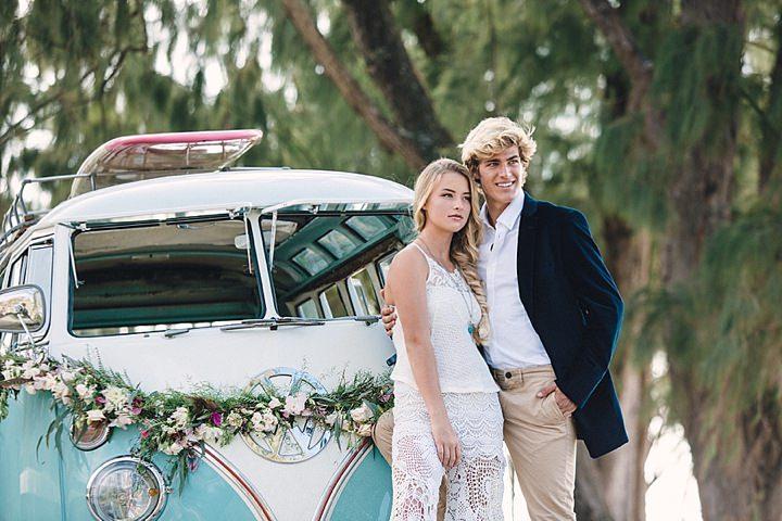 Beautiful Bohemian Wedding Inspiration