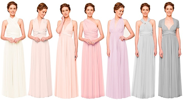 9eeab6949e7 Bridal Style  Twobirds - 2016 Bridesmaids Collection - Boho Weddings ...