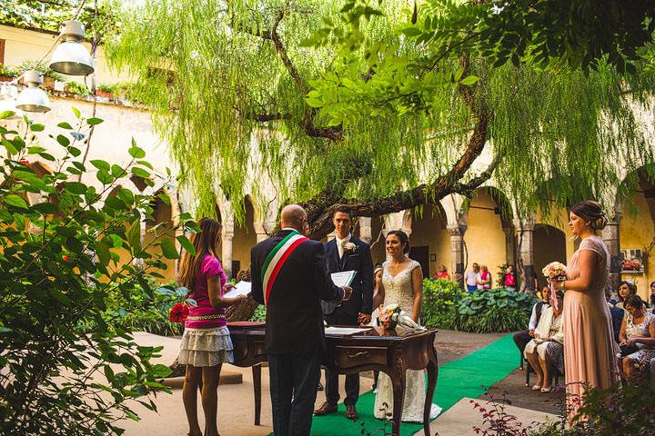 Sorrento Wedding ceremony By S6 Photography