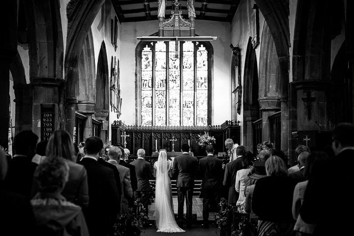 Modern Wedding getting married at The Hepworth By Matt Parry Photography