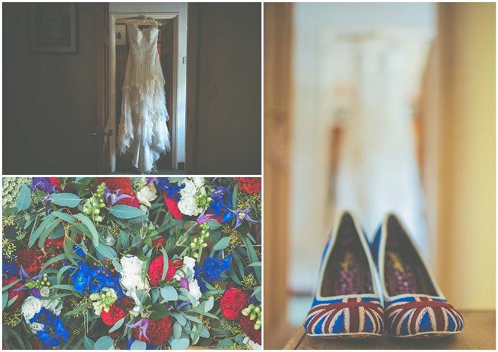 Retro Village Fete Wedding irregular choice shoes By Tom Halliday