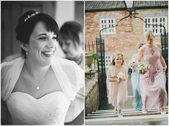 Somerset Wedding happy bride By John Barwood Photography