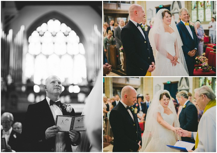 Somerset Wedding getting married By John Barwood Photography