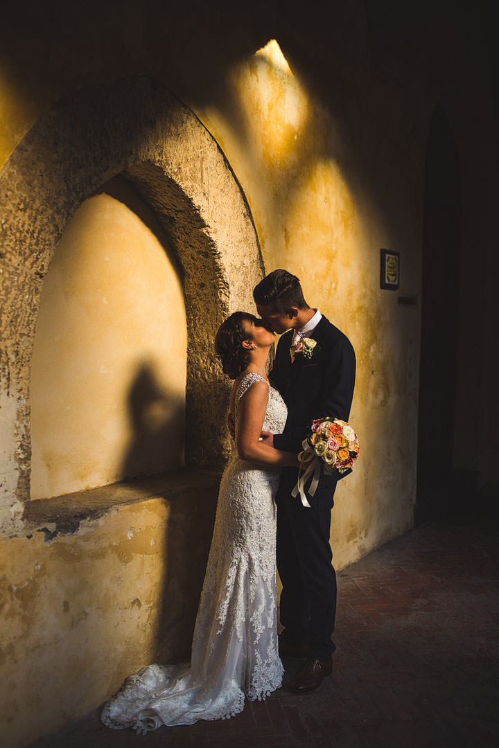 Sorrento Wedding bride and groom By S6 Photography