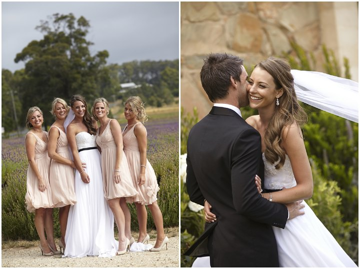 Elegant and Natural Outdoor Melbourne Wedding By Blumenthal Photography