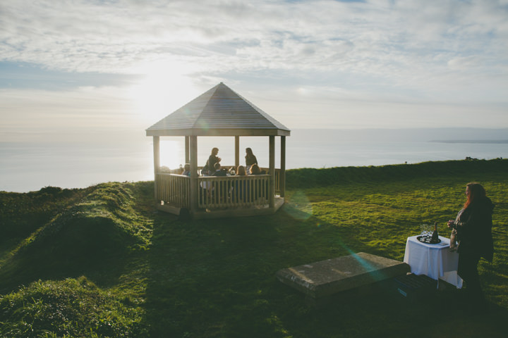 Cornish Elopement By Amy Sampson Photography