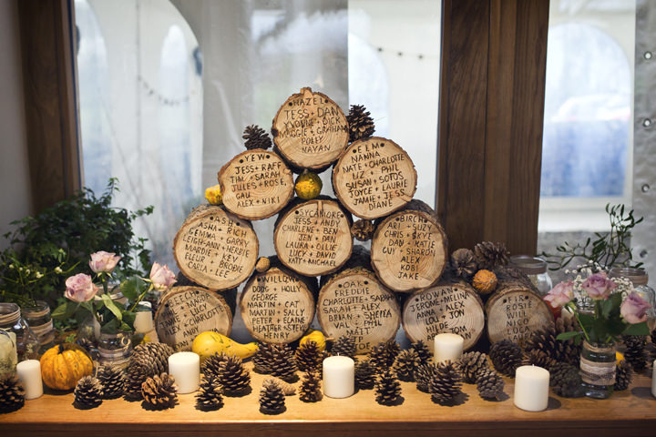 Rustic Winter Wedding By Mark Tattersall