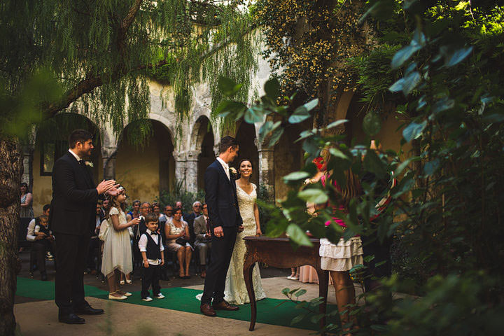 Sorrento outdoor ceremony Wedding By S6 Photography