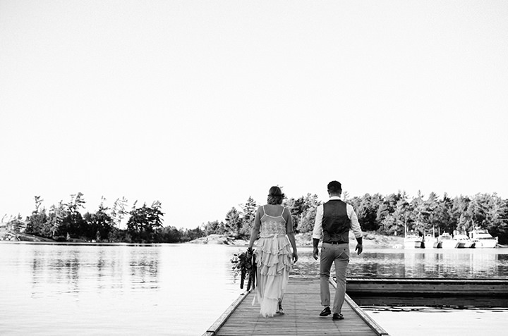 Canadian Camp Wedding in two Parts By ME Creative