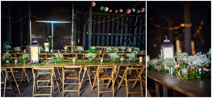 Homespun Barn Wedding barn setting at Elmley Nature Reserve in Kent By Photography By Vicki