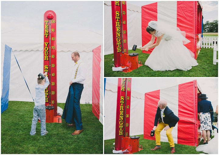 Somerset Wedding garden games By John Barwood Photography