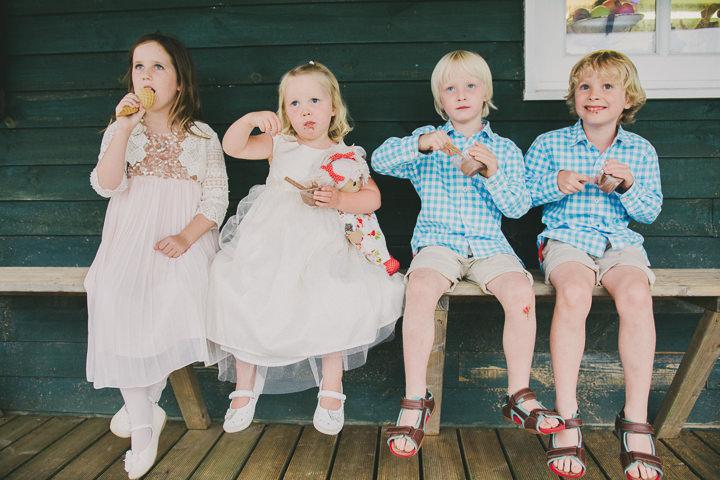 Somerset Wedding kids at weddings By John Barwood Photographyy
