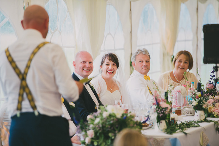 Somerset Wedding speeches By John Barwood Photography