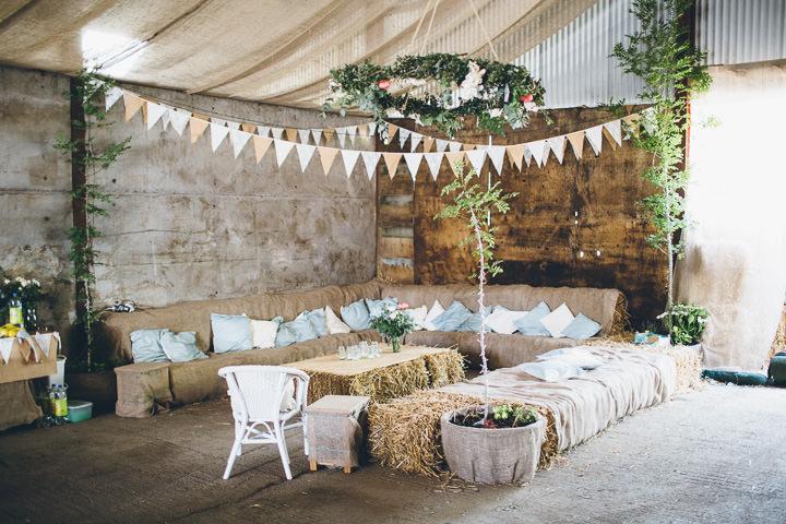 Welsh Farm Wedding By Mike Plunkett Photography