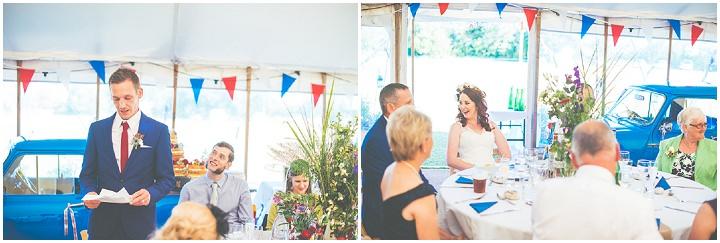 Retro Village Fete Wedding speeches By Tom Halliday