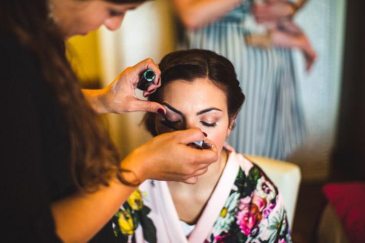 Sorrento Wedding bride prep By S6 Photography