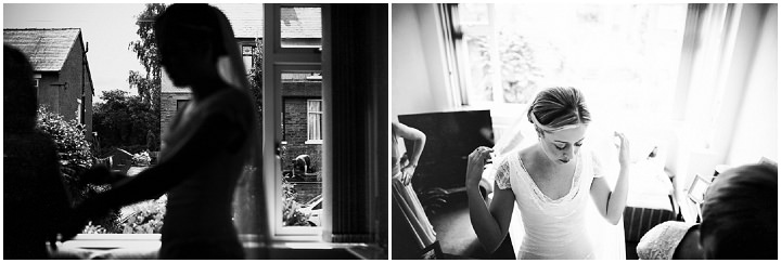 Modern Wedding at The Hepworth By Matt Parry Photography