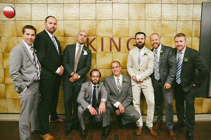 Canadian Camp groomsmen Wedding in two Parts By ME Creative