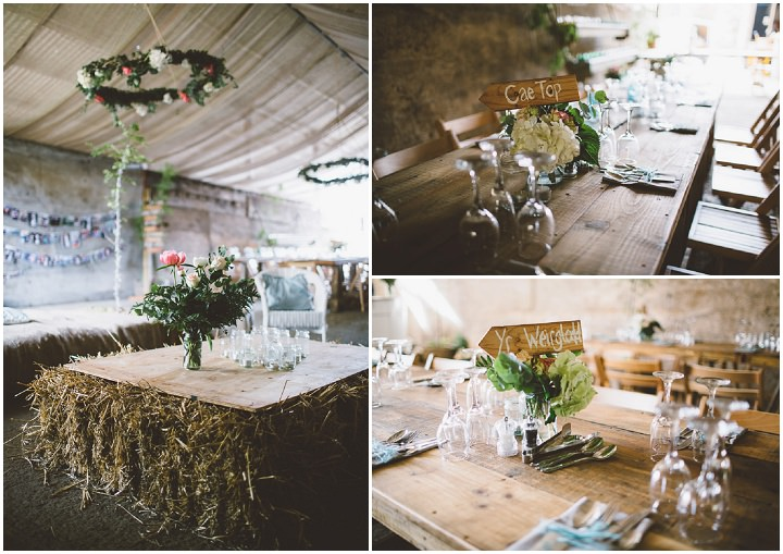 Welsh Farm detailed Wedding By Mike Plunkett Photography