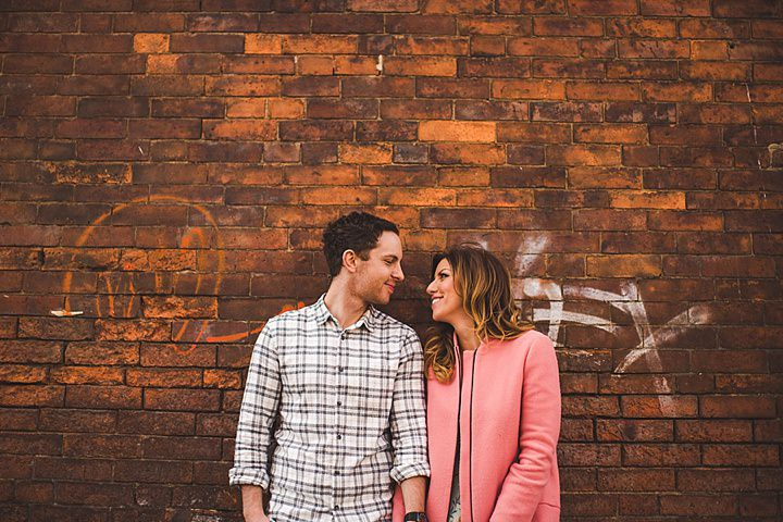 Diary of a Boho Bride - Carmel and Dan, Entry 7: The Engagement Shoot