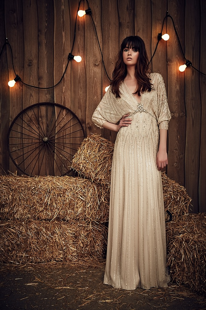 Bridal Style: Jenny Packham 2017 Bridal Collection - Contemporary ...
