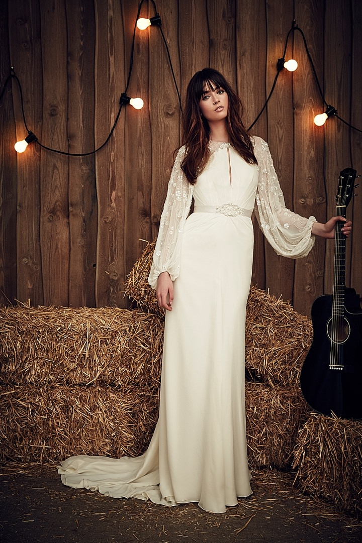 Bridal Style: Jenny Packham - 2017 Bridal Collection