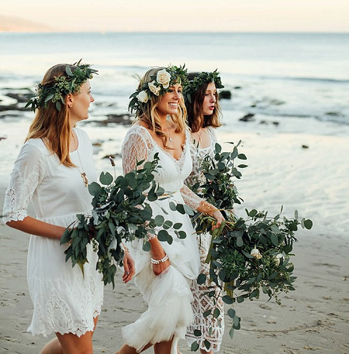 Boho Pins: Top 10 Pins of the Week from Pinterest - Flower Crowns
