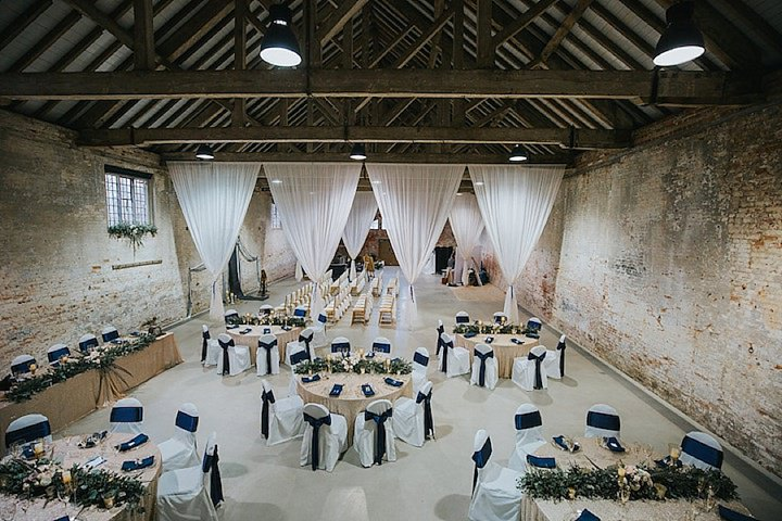 Rustic Charm Meets English Country Glamour Wedding Inspiration