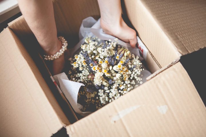 Cotswolds Barn Wedding flowers By Claire Basiuk Photography