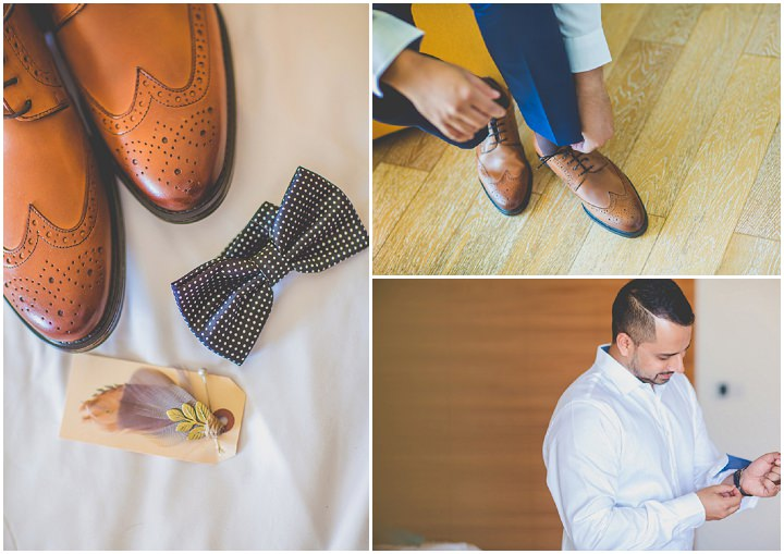 Sri Lanka Wedding groom prep By Cloud Attic Photography