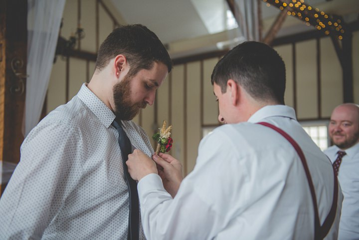 Wedding groom prep  in Pennsylvania By BG Productions