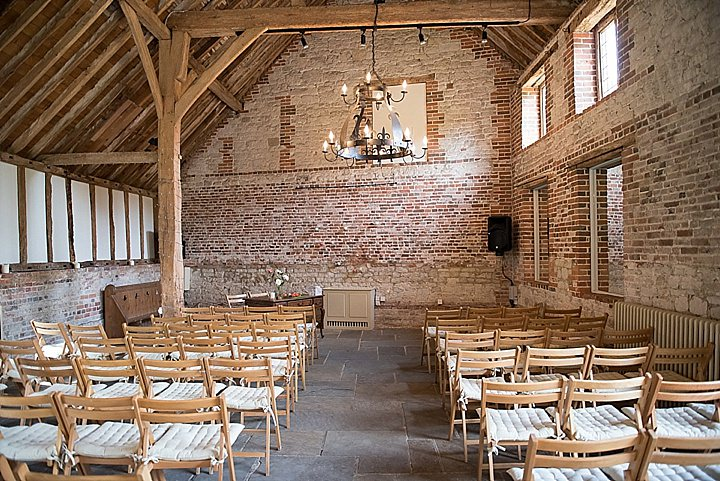 Manor Barn setting in Petersfield Wedding By Fiona Kelly Photography