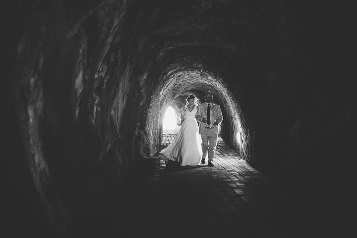Wedding By Helen Lisk Photography at the fabulous Tunnels Beaches