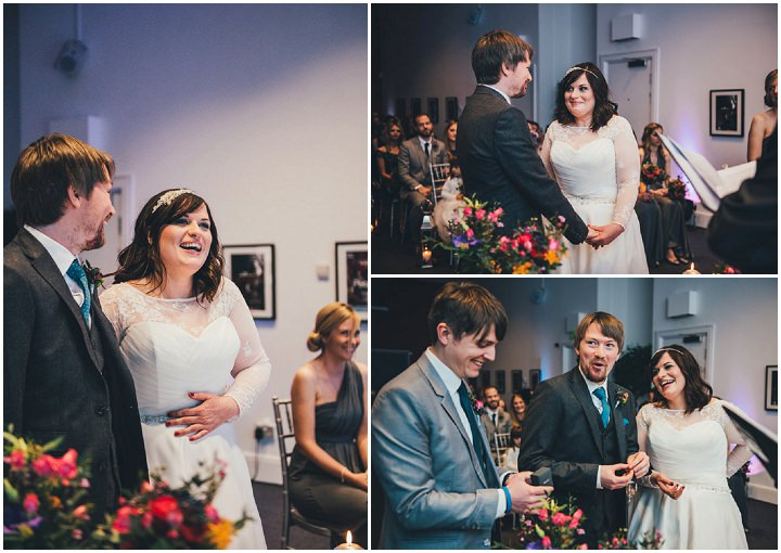 Wedding at The Lowry By Nicola Thompson Photography