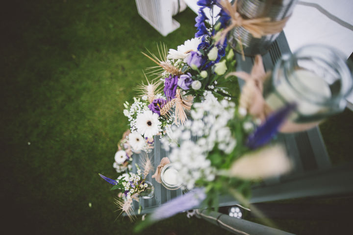 Kent Barn Wedding flowers By One Love Pictures