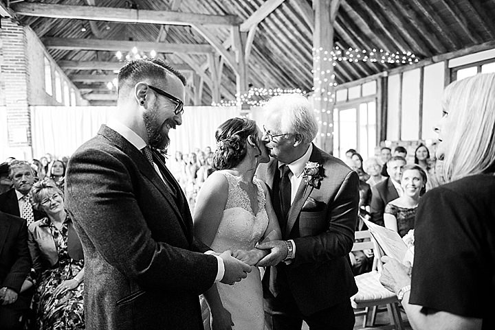 Manor Barn in Petersfield Wedding By Fiona Kelly Photography