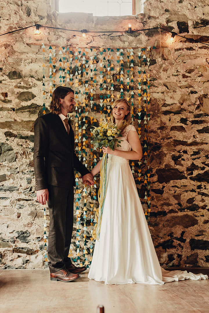 Barn Wedding in North Wales By Taylor Roades Photography