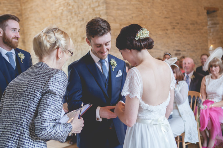Cotswolds Barn Wedding By Claire Basiuk Photography