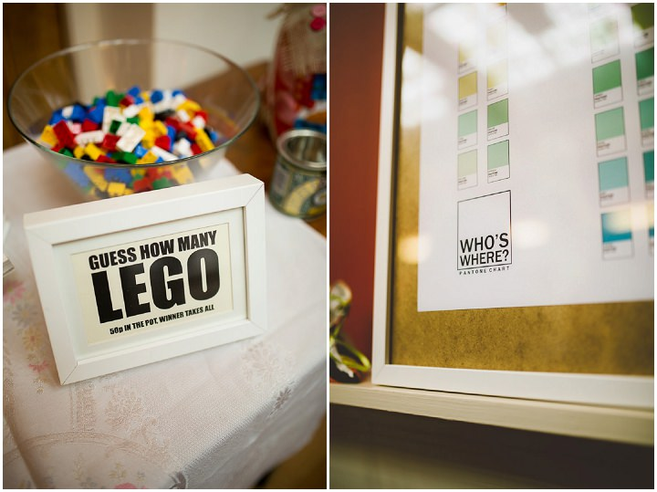 Fete Themed Wedding lego in Bakewell By Ayesha Photography