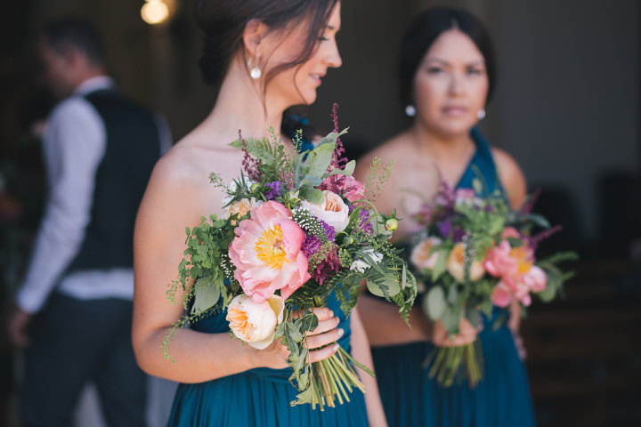 Whimsical Woodland Spanish Wedding bouquet By Radka Horvath Photography