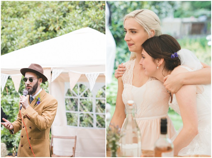 Summer Wedding speeches in Nottingham By Grace Elizabeth Photography