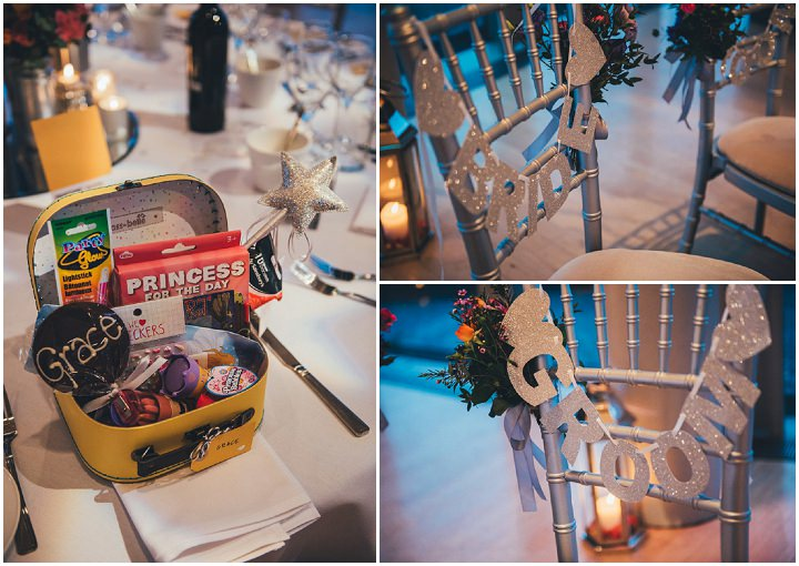 Wedding details at The Lowry By Nicola Thompson Photography